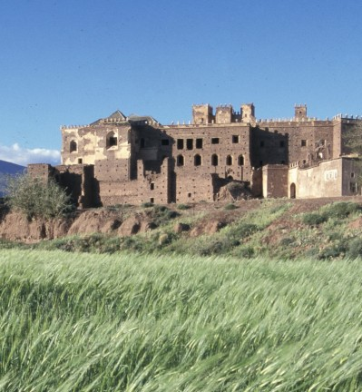 Maroc Casbah de Telouete