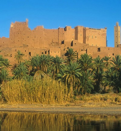 Maroc Ouarzazate Ait Ben Haddou 001