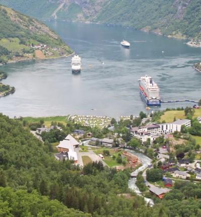 Nos circuits et séjours groupes pas chers en Norvège