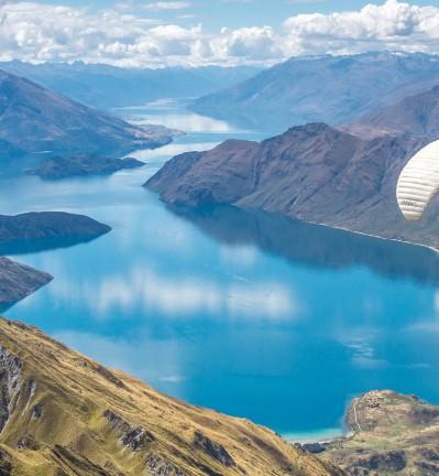 Océanie Nouvelle Zélande Wanaka Parapente 003