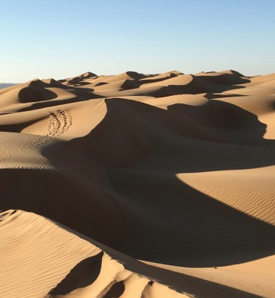 Oman Désert de Wahiba by ZB