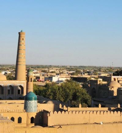 Les joyaux de Bukhara et de Samarcande
