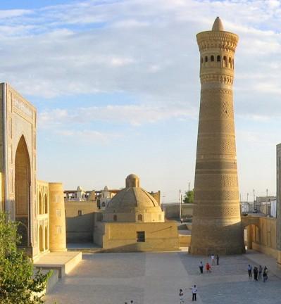 Ouzbékistan Samarcande 001