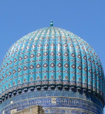 Ouzbékistan Samarcande Mosquée Bibi Khanum 001