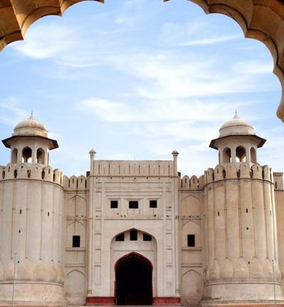 Pakistan Punjab Bahawalpur Palais Noor Mahal 001