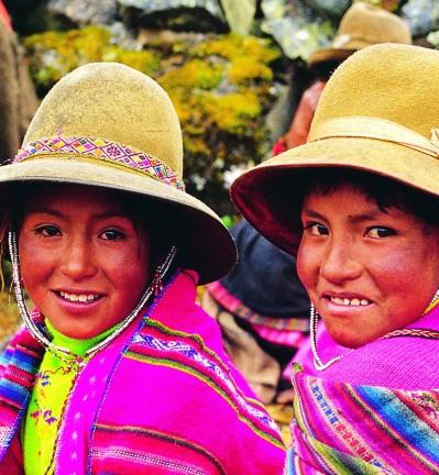 Empire Inca et la Cordillère des Andes