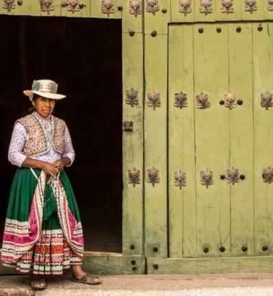 Pérou Maricé Arequipa Castaneda Tuti