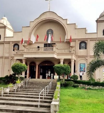Philippines Manille Eglise 001