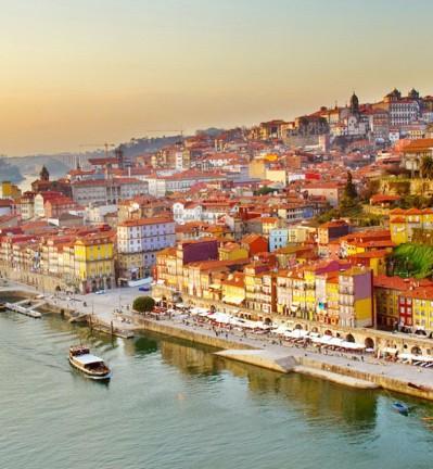 Séjour de 4 jours à Porto