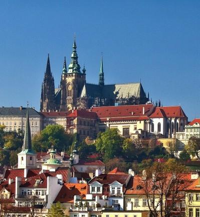 Découverte de Prague