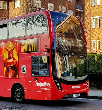 Royaume Uni Londres Bus Double Decker by AB  001