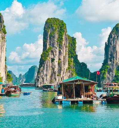 Nos circuits groupes pas chers au Vietnam