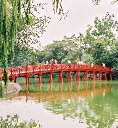 Asie Vietnam Halong Village flottant dans la Baie