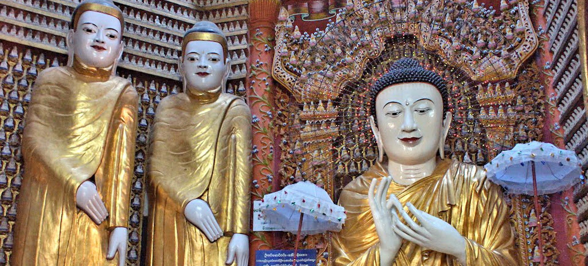 Formalités visa de tourisme pour Groupe pour la Birmanie