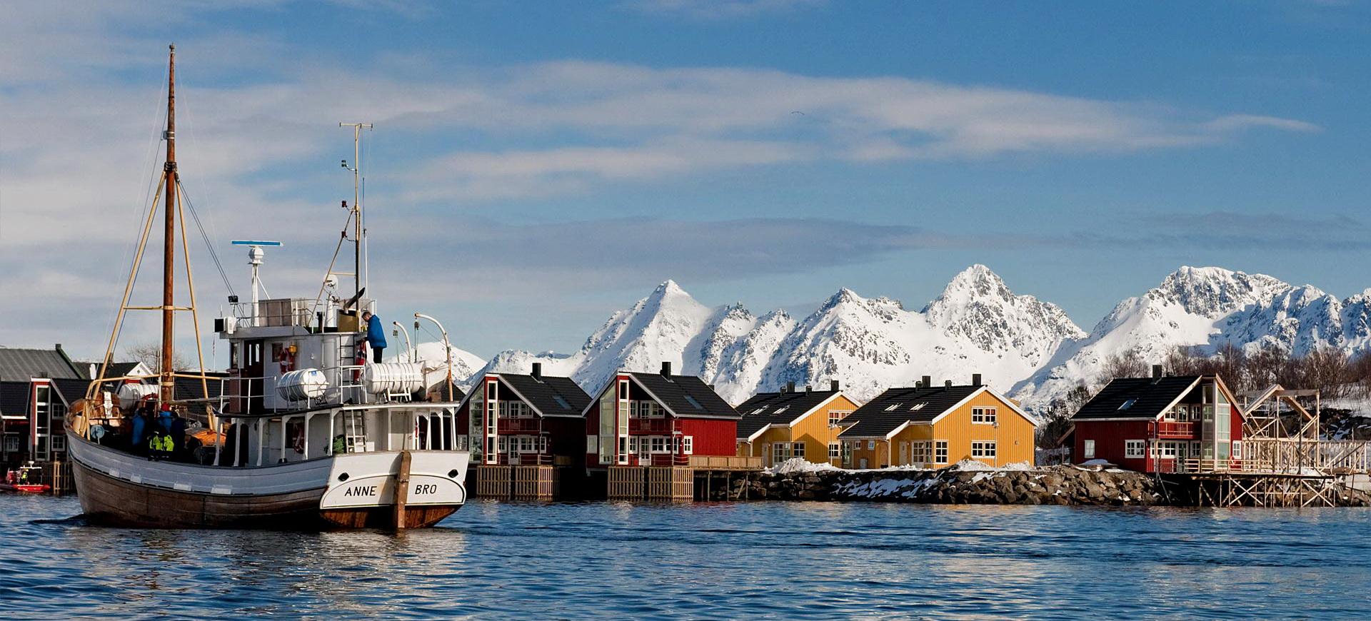 Formalités visa pour groupes en Norvège